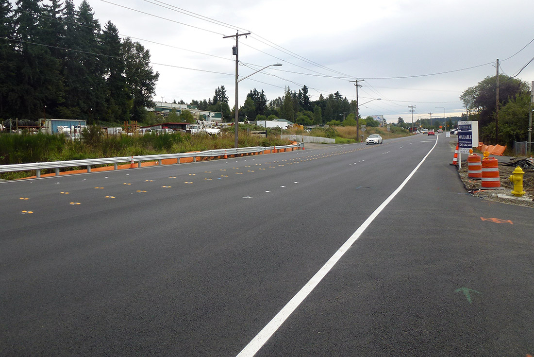Woodinville-Snohomish Road